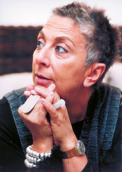 Paola Navone - The Art of Losing Control - #Kinnarps