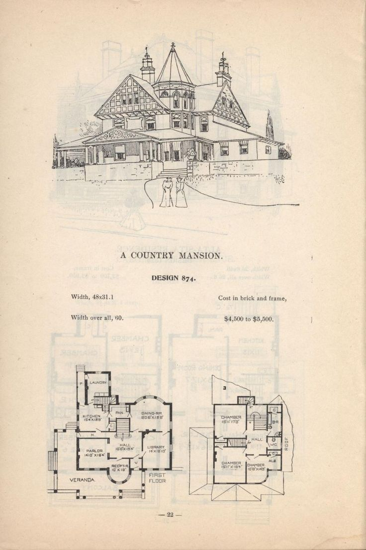 86 best house plans and architecture images on pinterest artistic city houses no 43 lots of modern potential in this victorian country mansion