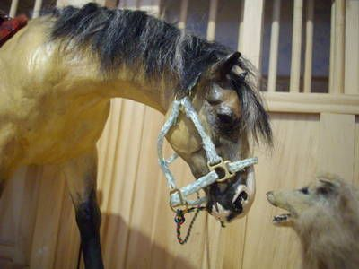 Andrea Kehrer's Stunning Scenes with Model Horses: Create Scenes that Tell a Story with Breyer Horses and Horse Models