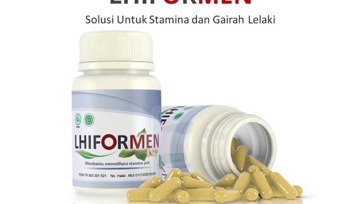 Lhiformen - Obat Kuat Herbal Untuk Stamina dan Gairah Lelaki