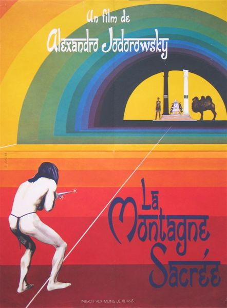 Holy Mountain (poster), dir. A. Jodorowsky