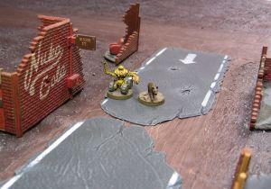 Tutorial: Ruined Roads from Vinyl/Lino Tiles