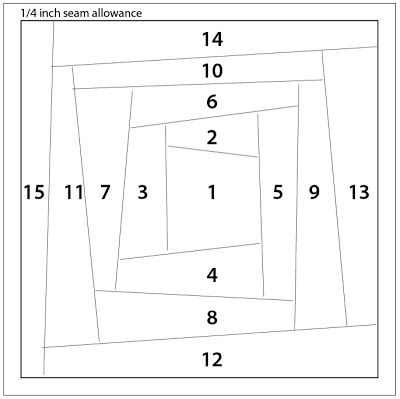 Paper Piecing Patterns Free Printables   ... paper piecing pattern this is a paper pieced variation of a paper