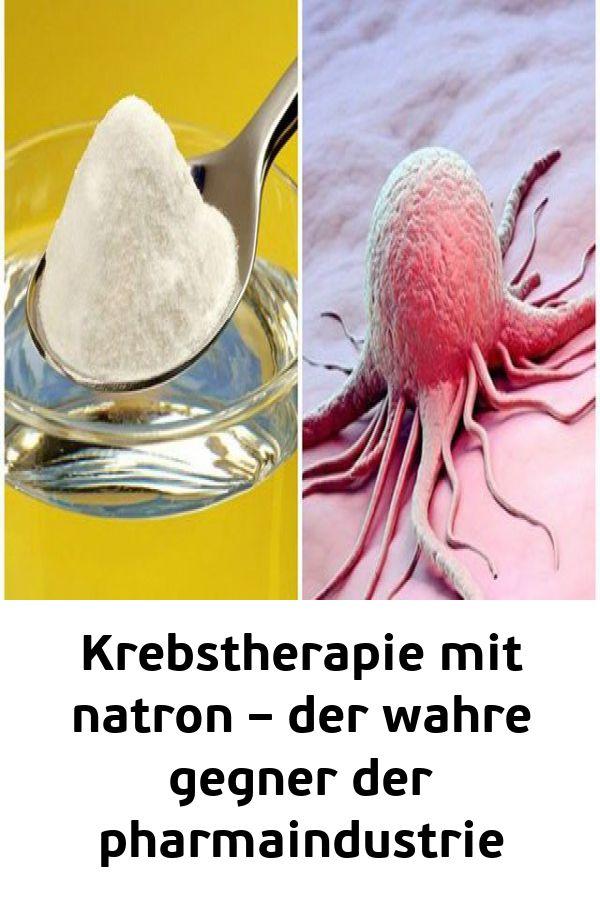 Krebs Heilen Mit Natron