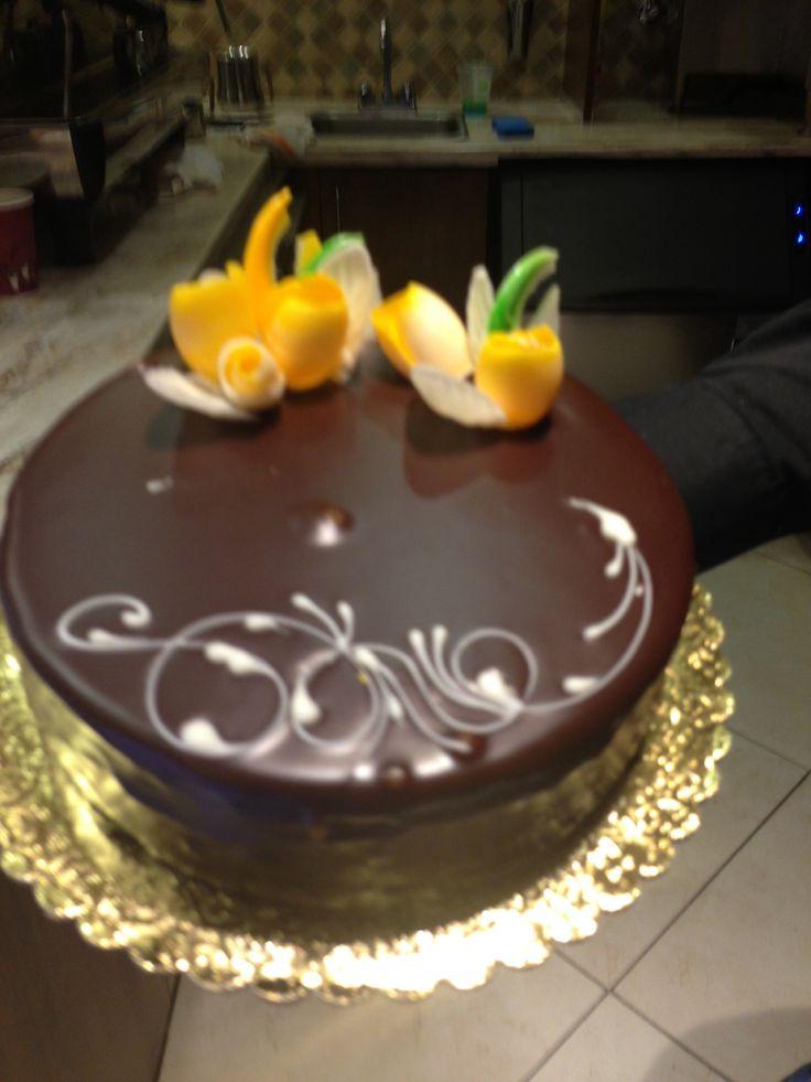 Chocolate Supreme Cake
