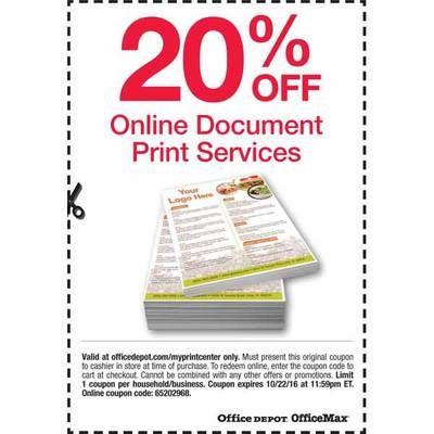Online Document Print Services