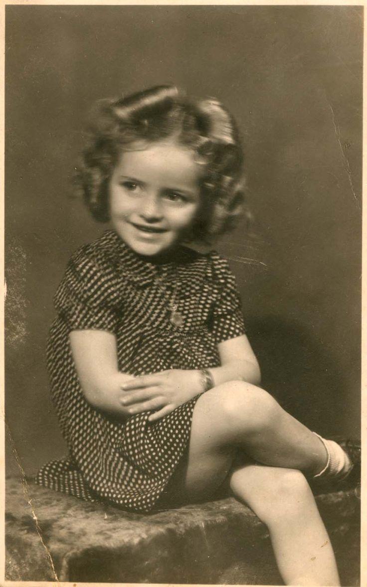 Zuzi Frenkel Zuzi was sadly murdered in Auschwitz-Birenkau in 1944 at age 4.