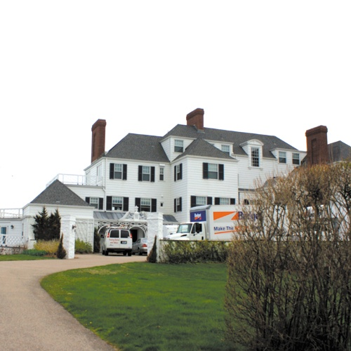 hyannis port single parent personals Ted kennedy was devastated by his brother's they began dating and by september were in a serious journey from the kennedy compound in hyannis port.
