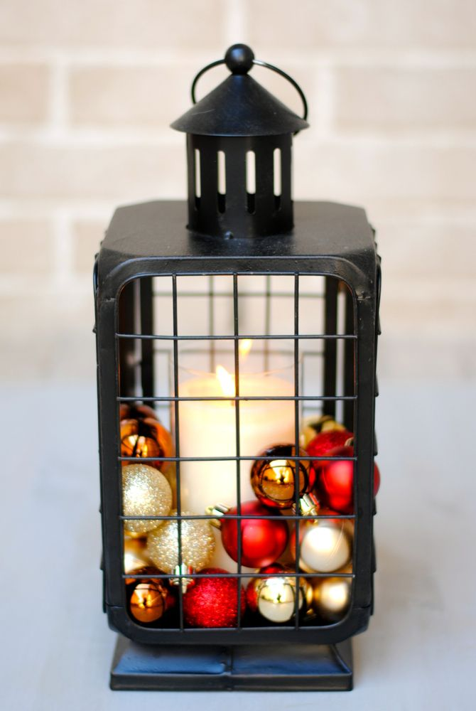 17 Best Images About Christmas Lanterns On Pinterest