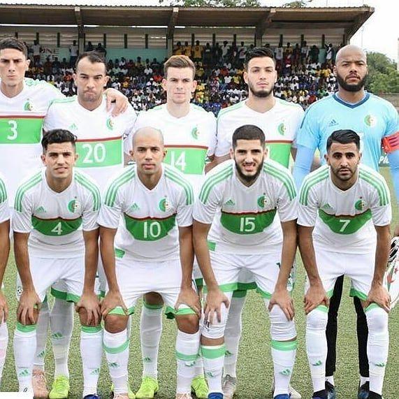 المنتخب الوطني الجزائري سيستقبل شقيقه التونسي في لقاء ودي شهر مارس المقبل التاريخ النهائي للقاء سيتم الإعلان عنه مستقبلا الخضر Elkhadra Insta