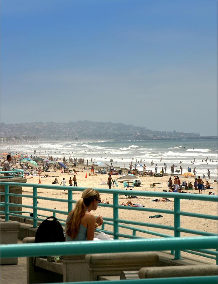 Beach Scene. #EpicSummerRun