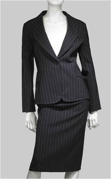 Reiss PinStripe Suit