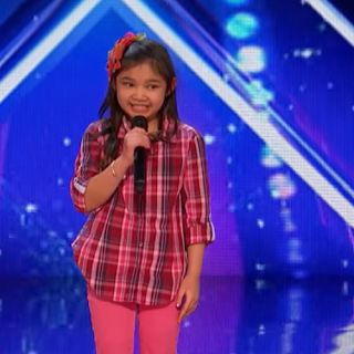 """9-Year-Old Singer - AGT Angelica Hale Emily England  Angelica Hale was the amazing 9-year-old singer on America's Got Talent. She stunned the crowd with her unforgettable voice. She deliveredAndra Day's song """"Rise Up."""" In 2015 Day performedthe song at The White House. The performance was impressive but not as amazing as Angelica's rendition of the track.  It's early but I think Angelica will win season 12 of America's Got Talent. It's difficult to believe that Angelica's only 9-years-old…"""