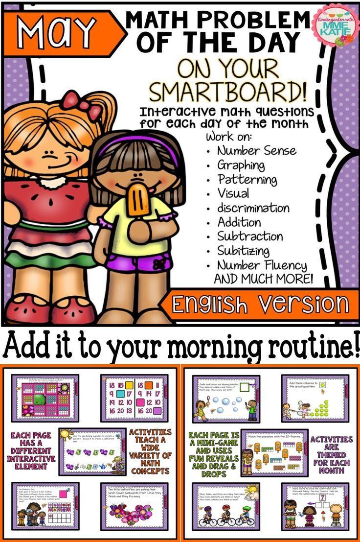 math worksheet : 115 best boardshare scholastic images on pinterest  classroom  : Kindergarten Math Smartboard Games
