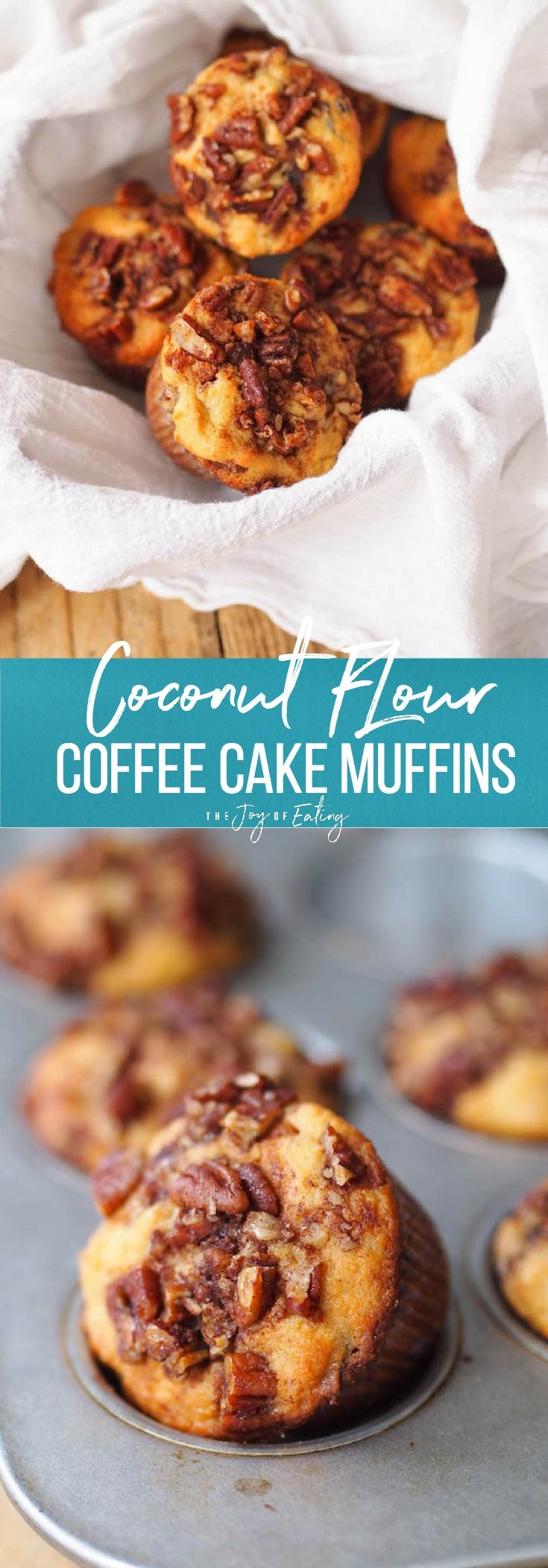 Gluten Free Coffee Cake Muffins with Chocolate Chips – Yummy Food