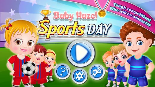 It's time to enjoy Annual Sports Day at Baby Hazel's preschool. Help the kids to play different competitive games. Which team will win? Let's have a sneak peek! https://itunes.apple.com/us/app/baby-hazel-sports-day/id1019100153