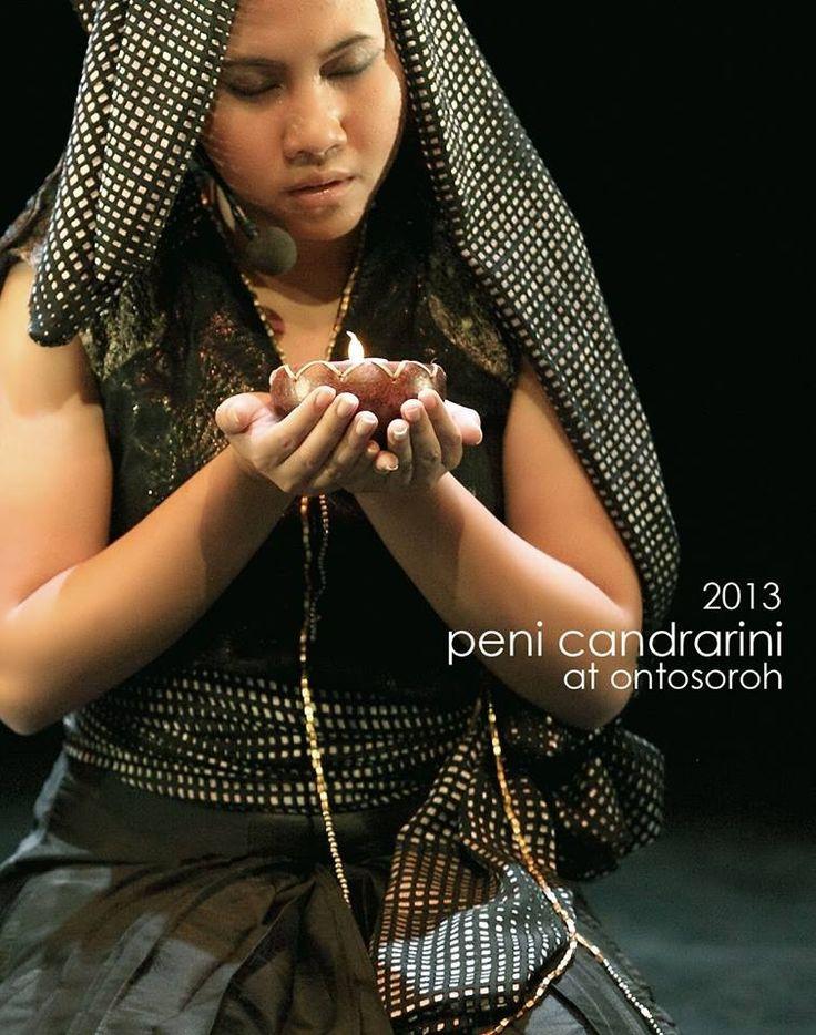 ONTOSOROH by Peni Candrarini, September 16-17 OzAsia 2013, Adelaide