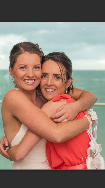 Best Friends Wedding Makeup www.makeupandhairbyhannah.com