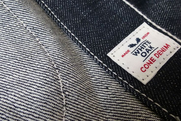 """We're excited to have denim professional and the author of Denim Dudes, Amy Leverton, join our writing team! For her inaugural piece, Amy dives into the raw selvedge denim market, how its growth has given birth to the """"White Oak Economy"""", and how we have one customer segment to thank for it - Millennials. Read more at: http://rwrdn.im/white-oak-economy"""