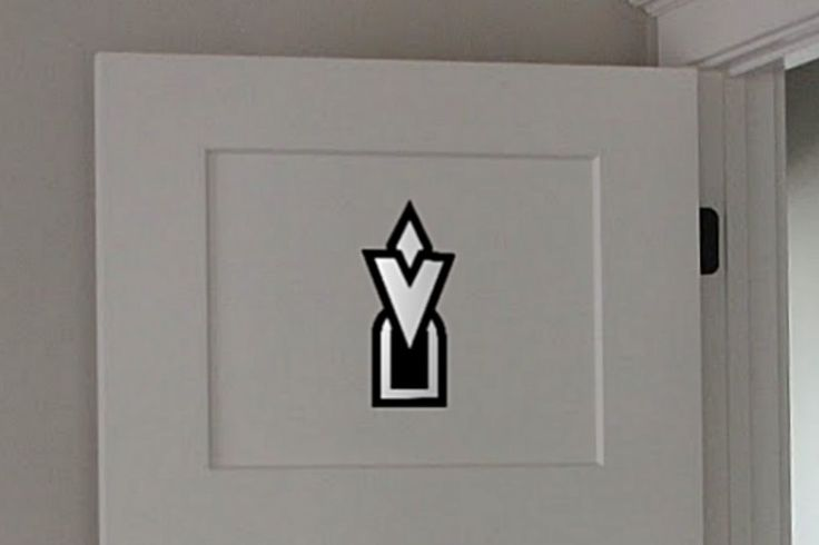Skyrim Quest Marker Vinyl Decal