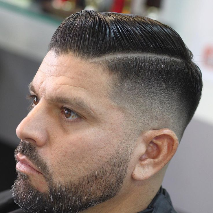 cool 80 Powerful Comb Over Fade Hairstyles - Comb On Over!