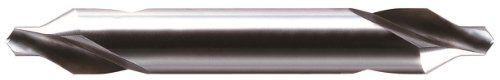 Regular length center drill. Made of #high #speed steel.