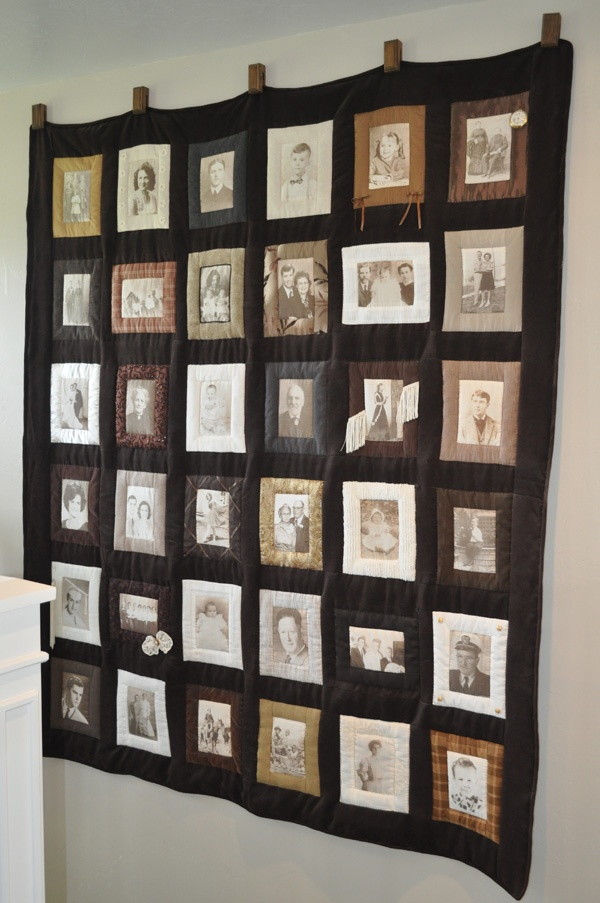 Heritage picture quilt