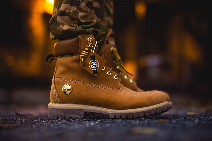 "Stussy x Timberland 6 Inch Boot ""Wheat"" (Detailed Pictures)"