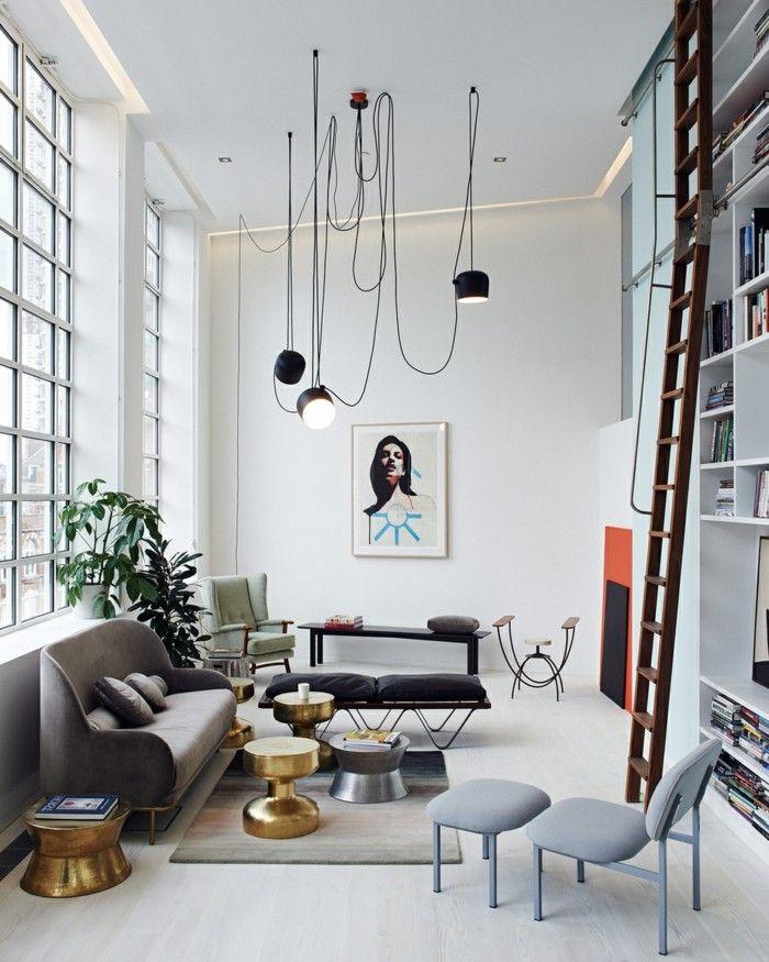Wohnzimmerlampe Moderne Industrielle Hngelampen