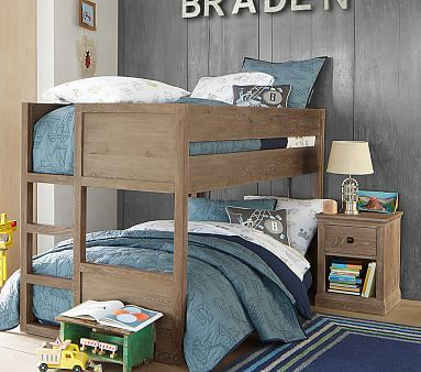 camden low bunk bed