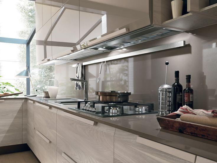 Chantal - μοντερνα κουζινα - Επιπλα κουζινας - Febal Casa