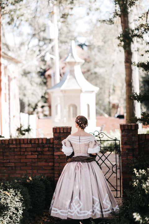 e36c0fa95c5b9 Pin by Bella Mae's Designs on Civil War Era Ballgown | Ball gowns, Evening  attire, War