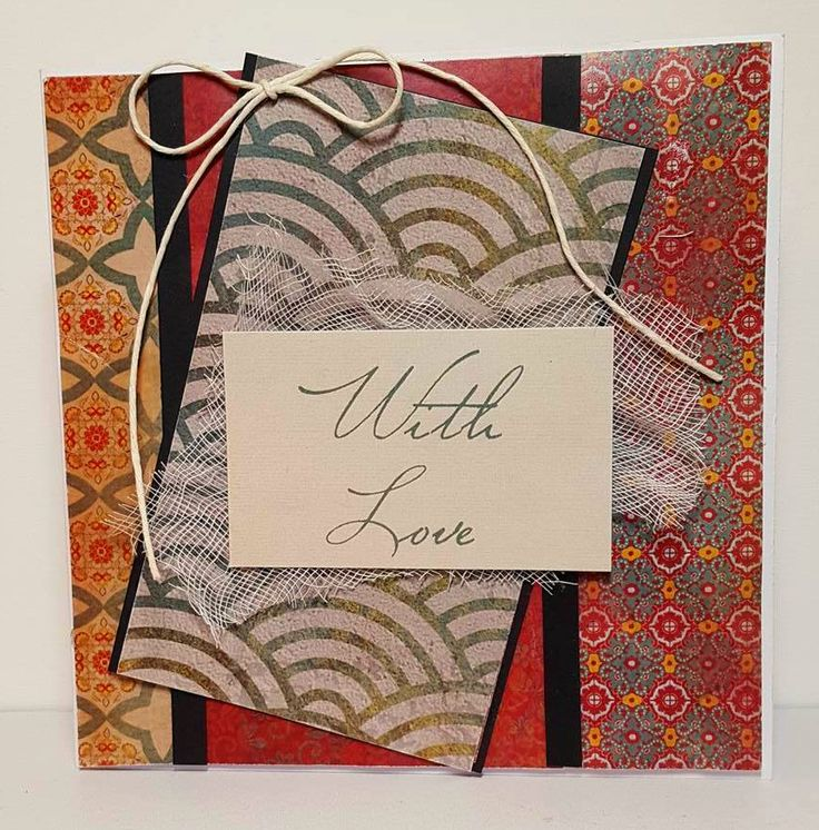 Designed by Jennifer Kray for Craftwork Cards using the Chinoiserie Collection.