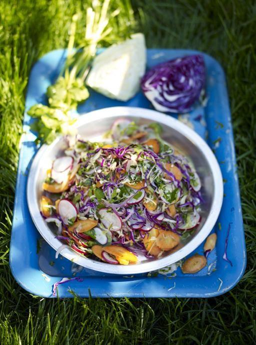 Mexican Street Salad | Vegetables Recipes | Jamie Oliver Recipes