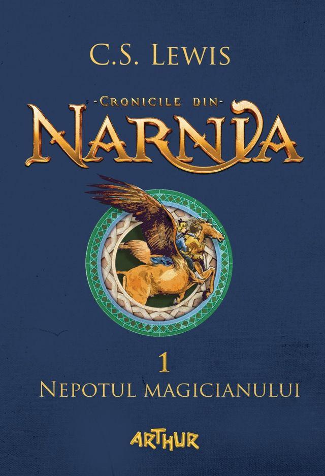 Cronicile din Narnia I. Nepotul magicianului - http://www.editura-arthur.ro/carte/cronicile-din-narnia-i-nepotul-magicianului