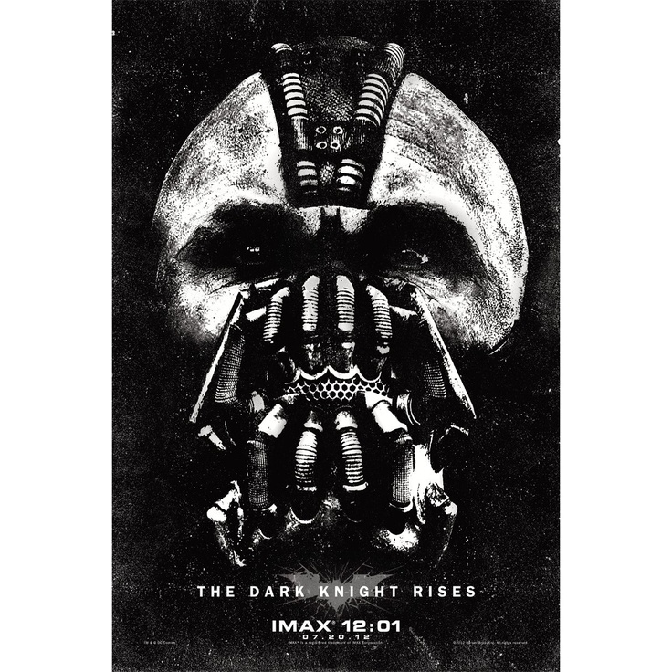 For Darkknightrises Fans ..Here it's pic from Imax