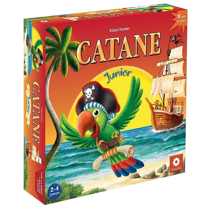 """Catane Junior - Asmodée - Toys""""R""""Us"""