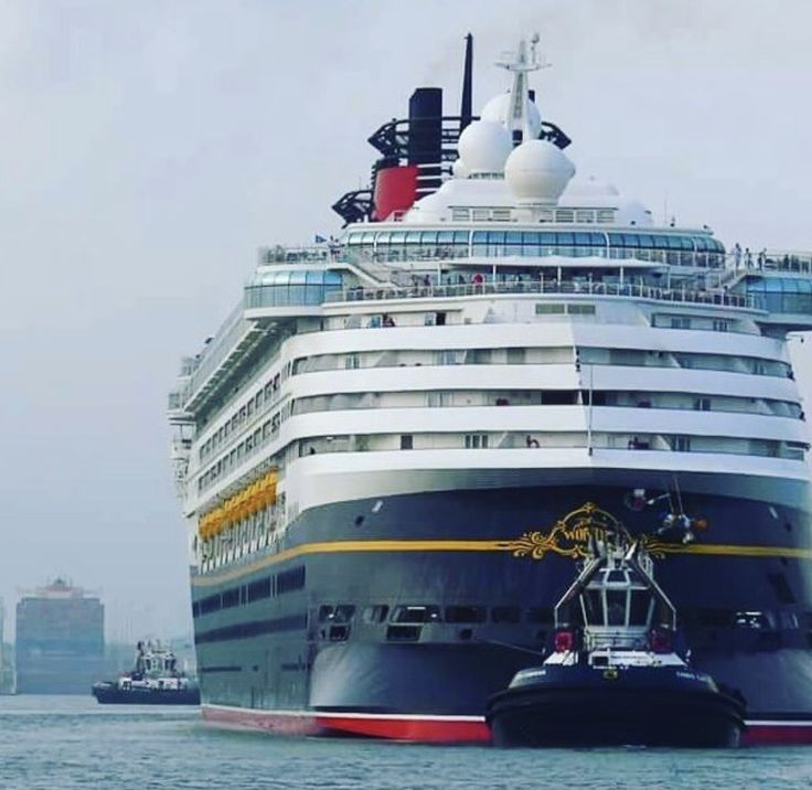Disney Wonder, first cruise navigating section of the expanded channel, Gatun Lake, Colón, Panama Photo by Milagros de La Cruz