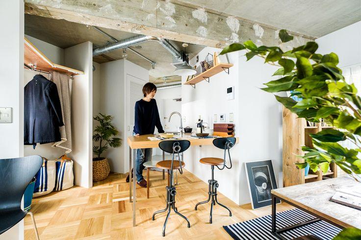 インテリアコーディネート・空間デザイン実例 078 D Y L A N | おしゃれ家具、インテリア通販のリグナ