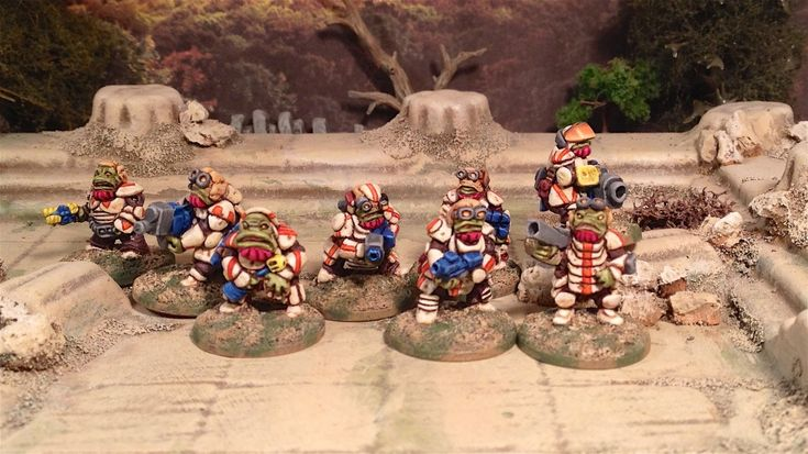 Mini Update: Overdue Prang Raiders from the Ion Age