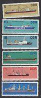 DDR / Hochseeschiffe / MiNr.: 2709 - 2714  | Zu verkaufen auf Delcampe