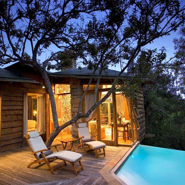 Fancy - Tsala Treetop Lodge @ South Africa