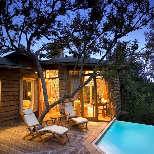 Tsala Treetop Lodge @ Plettenberg Bay, South Africa