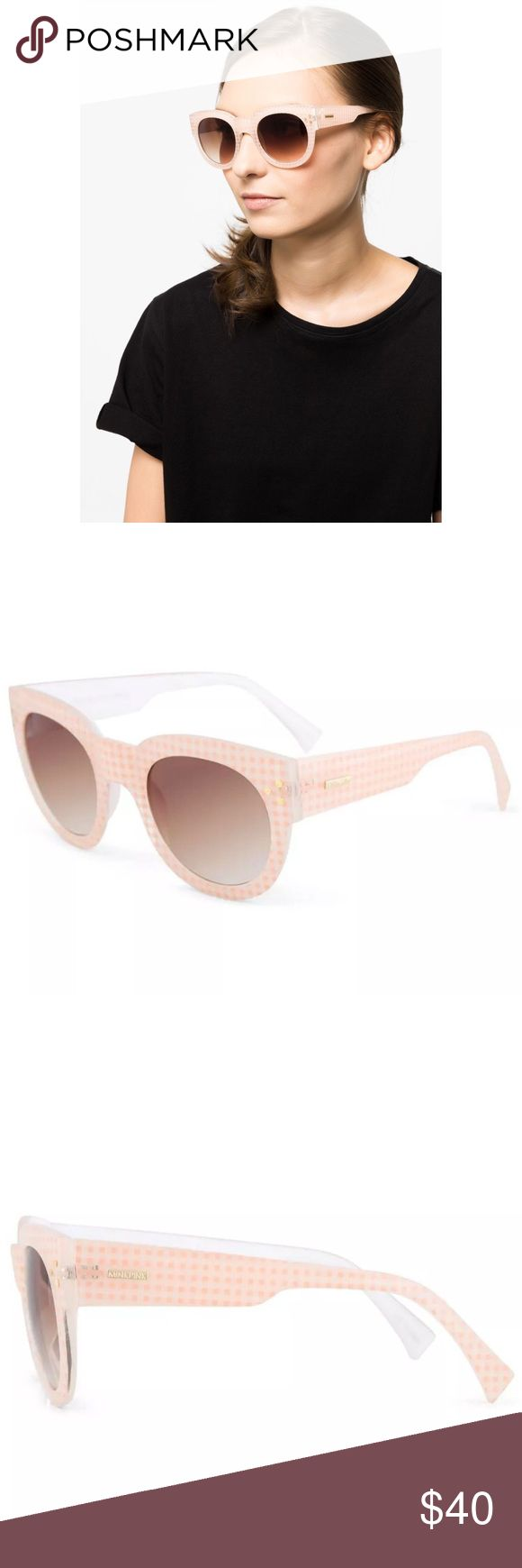 🌻 MINKPINK NWT Factory Girl Pink Sunglasses Brand new pink sunglasses. MINKPINK Accessories Glasses