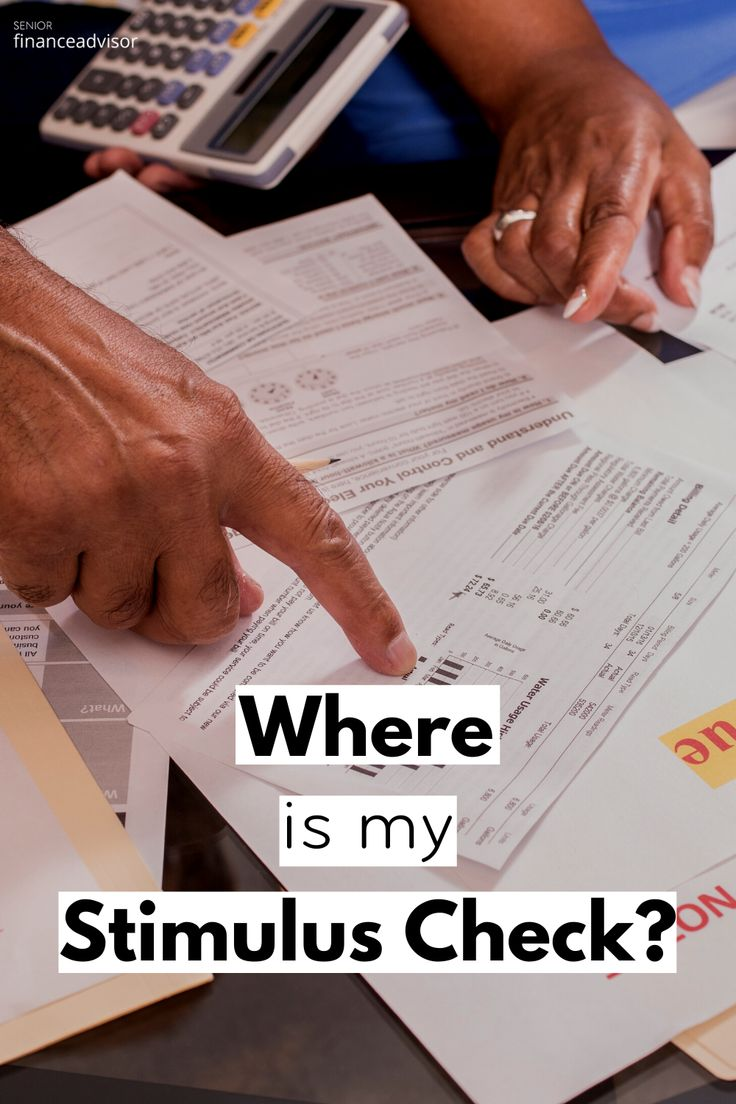 Where is My Stimulus Check? in 2020 Check mail, Tax