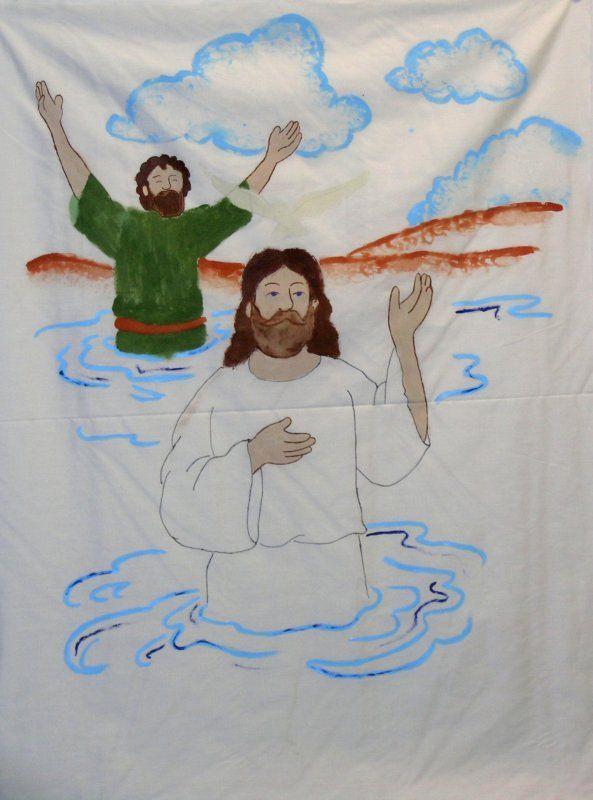 Baptism of Jesus I have recently