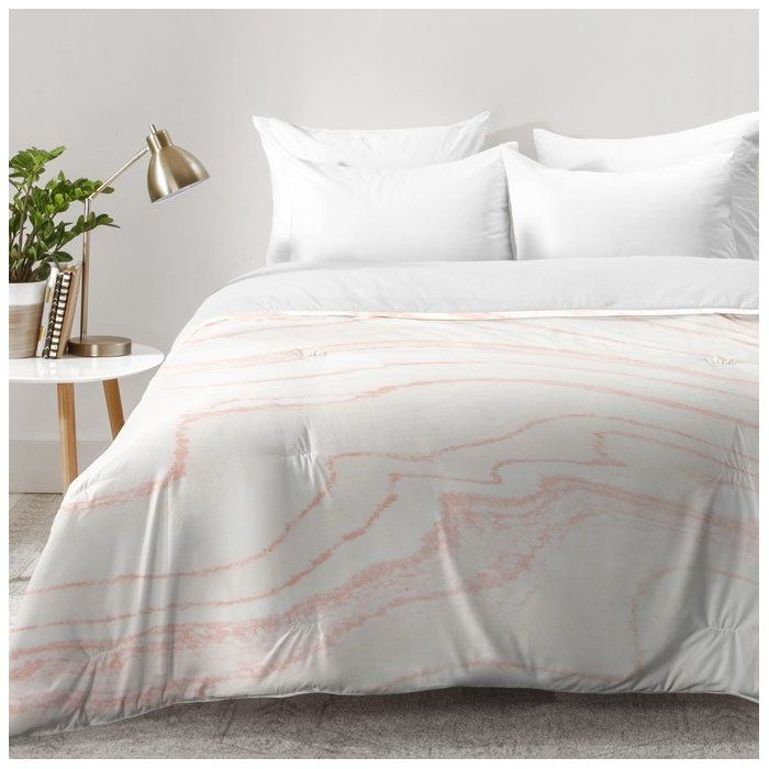 Shop Wayfair for the best comforter blush. Enjoy Free Shipping on most stuff, even big stuff.