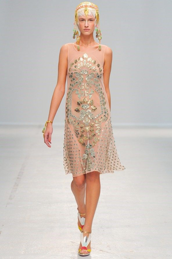 Live Fast, Die Young Manish Arora Spring Summer 2014 Collection