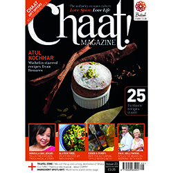 Chaat Magazine Yearly Subscription - British Curry Club