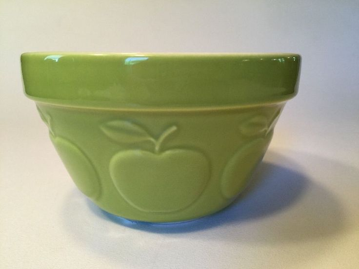 Mason Cash 6 Inch Zest Pudding Basin Chef Prep Small Mixing Bowl Green Apple NWT | Home & Garden, Kitchen, Dining & Bar, Kitchen Tools & Gadgets | eBay!